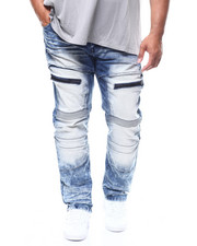 SMOKE RISE - Fashion Denim Jean (B&T)-2251879