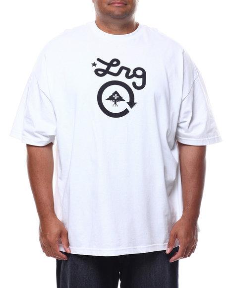 LRG - S/S Cycle Logo Tee (B&T)