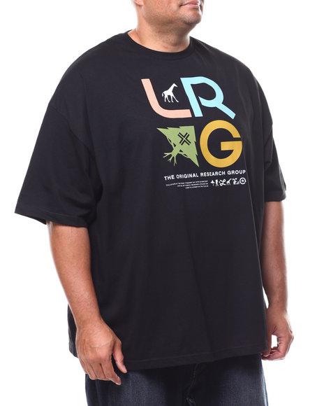 LRG - The S/S Cycle Logo Tee (B&T)