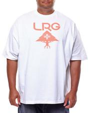 LRG - S/S Classic Stack Tee (B&T)-2255390