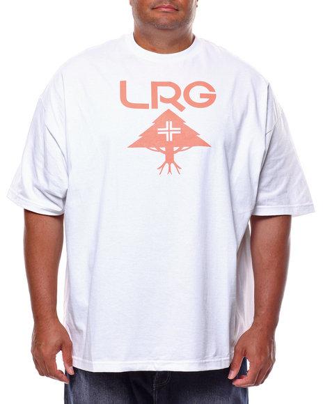 LRG - S/S Classic Stack Tee (B&T)