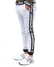 Black Pyramid - PYRAMID TAPE SWEATPANT-2255749