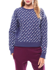 Women - Rw Crewneck All Over Print-2256143