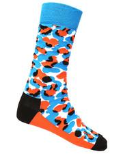 DRJ SOCK SHOP - Wiz Khalifa Black & Blue Socks-2248653