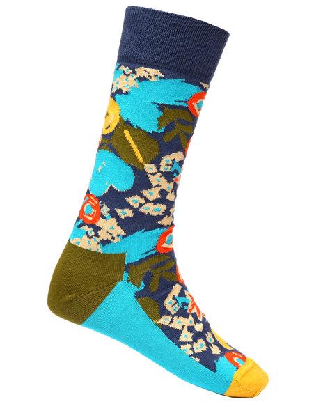 Buy Wiz Khalifa Top Floor Socks Men s Accessories from Happy Socks ... b0ae19c04e6