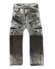 Sizes 8-20 - Big Kids - Moto Jeans (8-20)-2254904