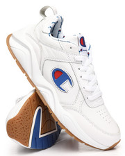 Champion - 93Eighteen Leather Big C Logo Sneakers-2256532