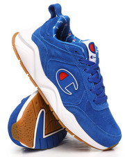 Champion - 93Eighteen Suede Big C Logo Sneakers (4-7)-2256771