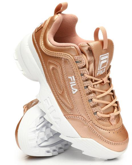 Fila - Disruptor II Premium Metallic Sneakers