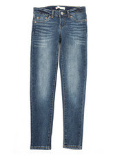 Sizes 7-20 - Big Kids - 710 Super Skinny Jeans (7-16)-2254010
