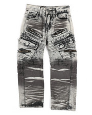 Jeans - Moto Jeans (4-7)-2254899