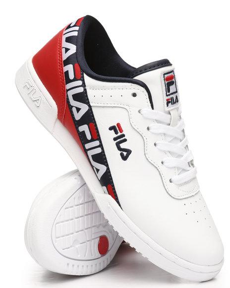 Original Fitness Tape Sneakers by Fila
