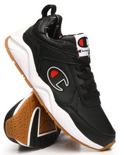 Big & Tall Faves - 93Eighteen Leather Big C Logo Sneakers-2256578