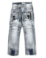 Sizes 8-20 - Big Kids - Moto Jeans (8-20)-2254911