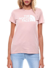 Athleisure for Women - S/S Half Dome Tee-2256779