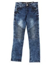Sizes 8-20 - Big Kids - Moto Jeans (8-20)-2253767