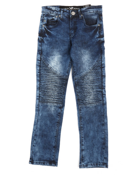 Arcade Styles - Moto Jeans (8-20)