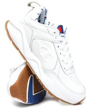 Champion - 93Eighteen Leather Big C Logo Sneakers (4-7)-2256797