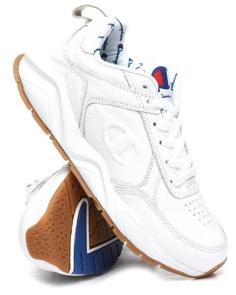 9ed75c97765b8 Buy 93Eighteen Leather Big C Logo Sneakers (4-7) Boys Footwear from ...