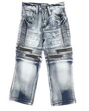 Jeans - Moto Jeans (4-7)-2254930