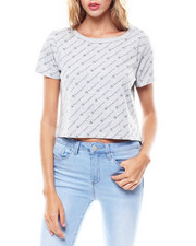 Champion - All Over Print Cropped Tee-2250779