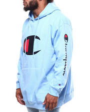 Champion - Fleece Logo Hoodie (B&T)-2257053