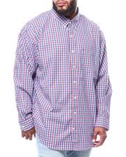 Izod - L/S Premium Essential Woven (B&T)-2257169