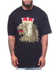 Makobi - Lion Crown Tee (B&T)-2257202