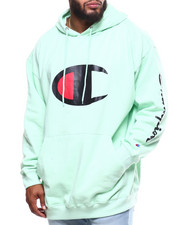 Champion - Fleece Logo Hoodie (B&T)-2257063