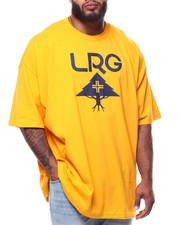 LRG - S/S Classic Stack Tee (B&T)-2257173