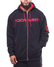 Rocawear - Royal Court Fleece Hoodie (B&T)-2257421