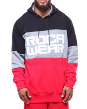 Rocawear - Dynasty Fleece Pop Hoodie (B&T)-2257413