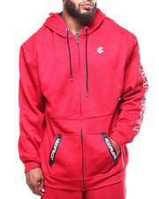 Rocawear - Equipment Raglan Zip Hoodie (B&T)-2257101