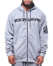 Rocawear - Royal Court Fleece Hoodie (B&T)-2257417