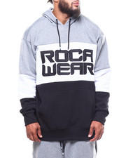 Rocawear - Dynasty Fleece Pop Hoodie (B&T)-2257081