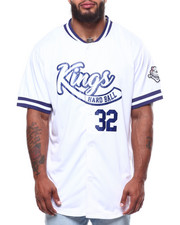 Hustle Gang - S/S Hardball Kings Jersey Tee (B&T)-2257586