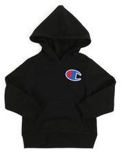 Champion - Heritage Big C Pullover Hoodie (4-7)-2254578