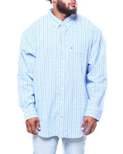 Izod - L/S Premium Essential Plaid Woven (B&T)-2257163