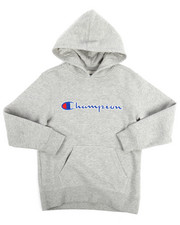 Champion - Heritage Scripted Pullover Hoodie (8-20)-2254513