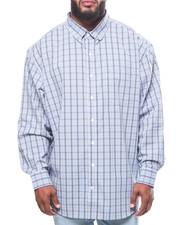Izod - L/S Premium Essential Woven (B&T)-2257152