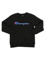Sweatshirts & Sweaters - Heritage Scripted Pullover Sweatshirt (8-20)-2255620