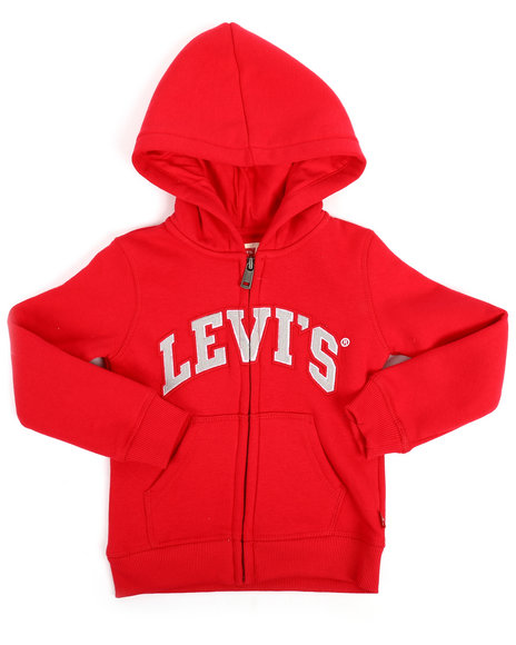 Levi's - The Icon Hoodie (2T-4T)