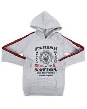 Parish - Pop Over Hoodie w/Taping (8-20)-2251446