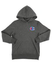 Hoodies - Heritage Big C Pullover Hoodie (8-20)-2254625