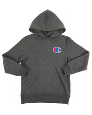 Champion - Heritage Big C Pullover Hoodie (8-20)-2254625