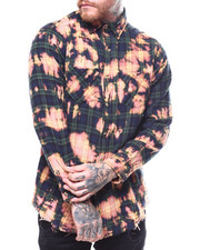 Buyers Picks - BLEACHED WASHED FLANNEL-2256950