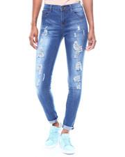 Skinny - Destructed 5 Pocket Jean-2256585