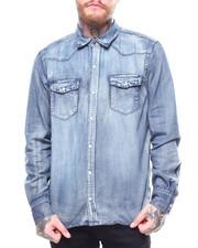 Buyers Picks - L/S Denim Shirt-2257809