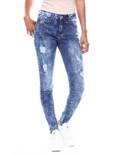 Jeans - 5 Pocket Acid Skinny Jean-2256832