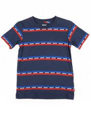 Boys - Mac Striped Tee (4-7)-2256390
